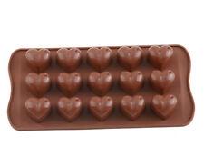 formina cuore ghiaccio cioccolato stampo cuoricini silicone caramelle dolci cioc