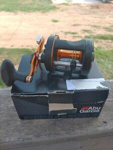 Abu Garcia Ambassadeur 6500 C3 Catfish Special Fishing Reel. Used w/ Box.