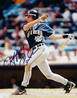 BREWERS Jeff Cirillo signed photo autographed 8x10 AUTO Autographed Milwaukee