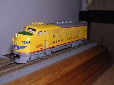ATH/Genesis #G2506A&B  U.P. EMD F-3A&B Diesel Locos #1402 w/DCC & Sound H.O.
