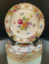Schumann Bavaria--Empress-(2) Salad Plates--Six Sets of Two Available--EXCELLENT