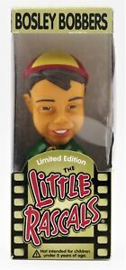 """LITTLE RASCALS SPANKY  """"LIMITED EDITION """" BOSLEY BOBBERS BOBBLEHEAD"""