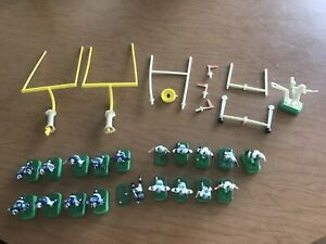 Tudor Vintage Electric Football Players and accessories