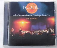 DAN AR BRAZ et les 50 musiciens de l'heritage des celtes EN CONCERT . CD