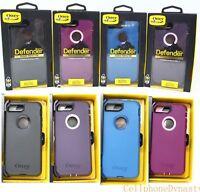 Original OtterBox DEFENDER Series Case for Apple iPhone 8 Plus & iPhone 7 Plus