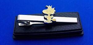 Woodstock Tie Clip Comic Snoopy Tie Bar Cartoon Character (New) US Seller