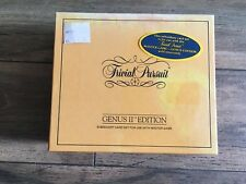Trivial Pursuit Genus 2 II edition subsidiary Board Game