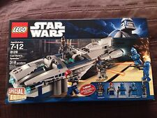 LEGO Star Wars 8128 Cad Bane's Speeder New In Sealed Box no shelf wear on box