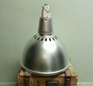 INDUSTRIAL LAMP pendant suspended light Vintage Loft plafond USSR 1pc