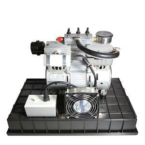 NEW Pond Boss Rocking Piston Air Compressors Sub Surface Lake Aeration, 1/3 HP