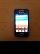 Cracked Samsung Ace GT S5830i - Black - Unlocked