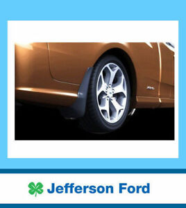 Genuine Ford Fg Fgx Falcon Xr Ute Rear Mudflaps Xr6 Xr8 Pursuit Super Fpv