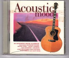 (HH119) Acoustic Moods, 20 tracks various artists - 1998 CD