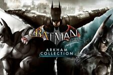 BATMAN: ARKHAM COLLECTION | PC | Steam Key/ GLOBAL / FAST Delivery!