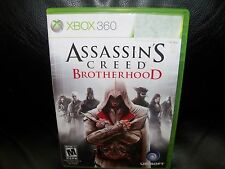 Assassin's Creed: Brotherhood (Microsoft Xbox 360, 2010) EUC