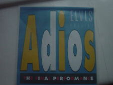 ELVIS PRESLEY CD -ADIOS THE FINAL PERFORMANCE