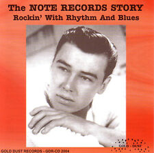 V.A. - THE NOTE RECORDS STORY - Great DooWop CD