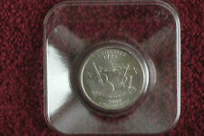 2002 P Tennessee State Quarters Elvis error coin die chip