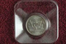 2002 P Tennessee State Quarters Elvis error coin die chip