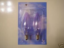 (20)-lot 40W LONG LIFE Full Spectrum  Chandelier Bulbs