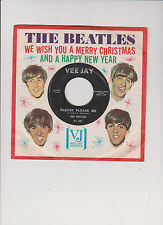 THE BEATLES * 1964 * EXTREM RARES COVER *We wish you a merry Christmas and a hap