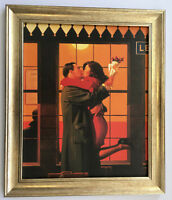 Back Where you Belong by Jack Vettriano Framed Canvas Effect Print 51cm x 44cm