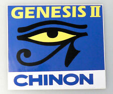 (PRL) CHINON ADESIVO GENESIS II COLLEZIONE VINTAGE COLLECTION STICKER PHOTO
