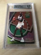 1993-1994 Fleer Ultra Michael Jordan Power in the Key #2 BGS 8.5 NM-MT+ #HOF