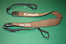 Tragegurt Canon (EOS) für analoge Kameras von Canon (braun)