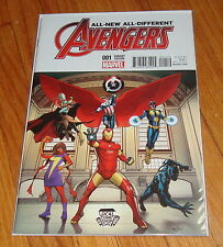 All-New All-Different Avengers #1 Local Comic Shop Day LCSD Variant Edition