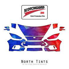 Ford Focus RS 2016-2017 PreCut 3M Scotchgard Paint Protection Clear Bra Kit