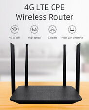 LT210F 4G LTE WiFi Router Hotspot CAT4 300Mbps SIM Card CPE USA Full Band