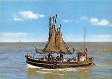 BG33042 fischkutter sailing vessel  germany    ship bateaux