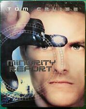 Minority Report (Blu-ray Disc, SteelBook Only Best Buy)