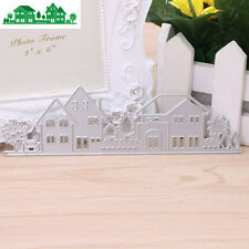 Villa Metal Cutting Dies Stencil Album Paper Card Scrapbook Embossing DIY Craft