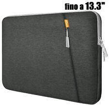 Borsa Portatile Custodia 13.3 per Notebook PC Laptop MacBook Air Pro iPad Retina