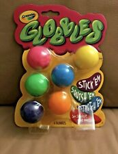 TikTok Crayola Globbles - Jukers- NEW SLIME - 6 Pack - IN HAND TO SHIP NOW