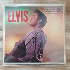 Elvis Presley EP Volume II - EPA-993 Germany RCA Resco ready teddy vinyl 45 ps