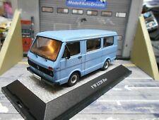 VW Bus LT 28 LT28 1975 - 1995 Bus blau Fensterbus blue Premium Classixxs 1:43