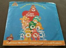 Vintage  Care Bears Friends Make Everything Better Vinyl Record 1986