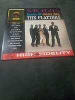 The Platters More Encore of Golden Hits Mercury Records Album 33 RPM MG 20591