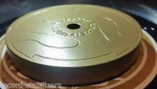 GOLD EDITION Carbon Steel Record turntable stabilizer (weight)..