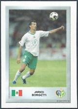 PANINI FIFA WORLD CUP-GERMANY 2006- MINI SERIES- #061-MEXICO-JARED BORGETTI