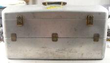 VINTAGE MY BUDDY TACKLEMASTER FISHING TACKLE BOX 6 TRAY