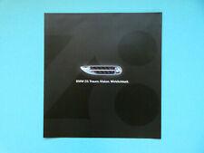 Prospekt / Katalog / Brochure / Poster BMW Z8