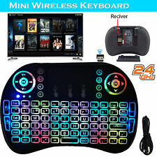 2.4G Mini Wireless Keyboard Mouse Touchpad For Android Laptop Smart TV Box