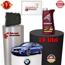 TAGLIANDO  CAMBIO AUTOMATICO E OLIO BMW F10 520 d 135KW DAL 2010 -> /1098