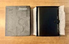 Filofax Leather Vintage 2002 Buckingham Personsl Planner Nwt