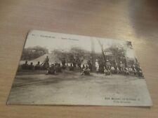 ancienne carte postale - congo belge - elisabethville