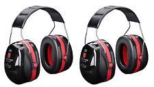 2 Stück PELTOR Gehörschützer Optime 3 Gehörschutz H540A Kapselgehörschutz